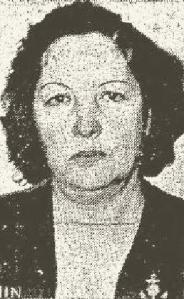 Lillian, wife of Stanley Major Beggs